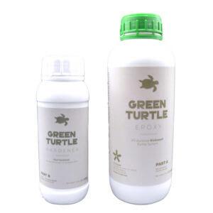 Green-Turtle Bio Epoxidharz Kit