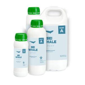 Sei Whale Bio-Based Epoxidharz