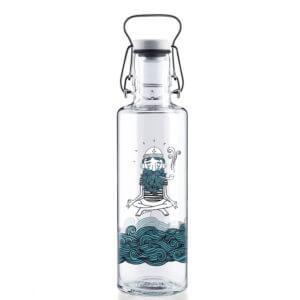 "Soulbottle ""Soulsailor"" 0,6l Glastrinkflasche Trinkflaschen"