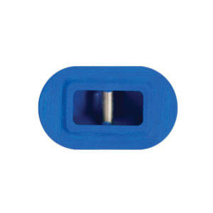 Futures Leash Plug Blau