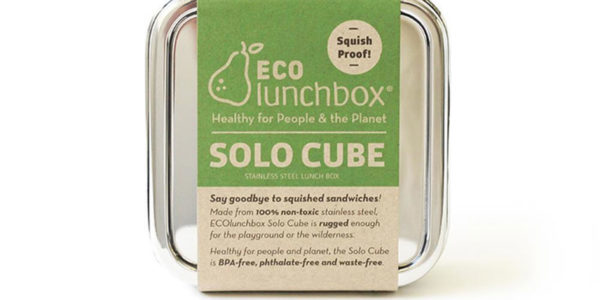 ECOlunchbox Solo Cube