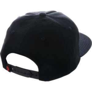 Powell Peralta Ripper Snapback Cap | schwarz