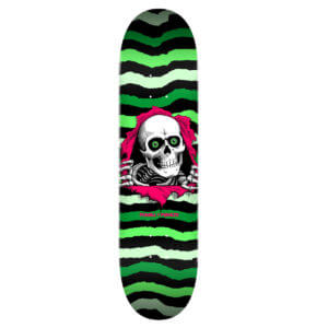 Skate Deck Powell-Peralta Ripper green