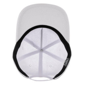 Thrasher Oval Snapback Cap | weiß
