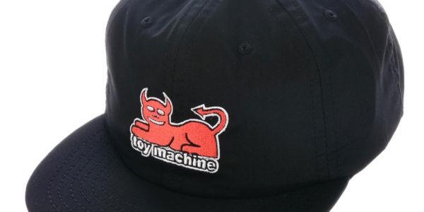 Toy-Machine Snapback Cap Devil-Cat