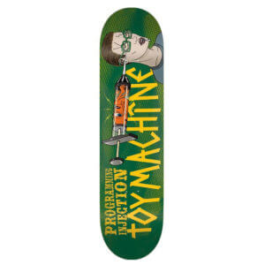 Skate Deck Toy Machine Programming Injection