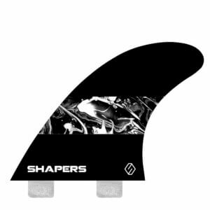 Shapers Core-Lite Dual Tap L 3 Finnen Set