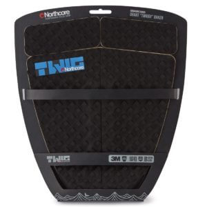 """Northcore Surfboard Traction Pad """"Twiggy backer"""""""