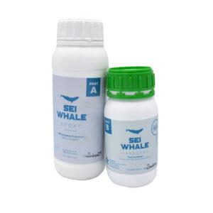 Sei Whale Bio-Based Epoxidharz Kit