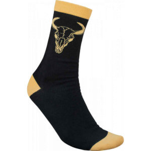 Bones Wheels Desert Horns Socks
