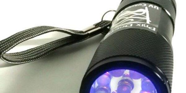 9 LED UV Lampe von PHIX DOCTOR