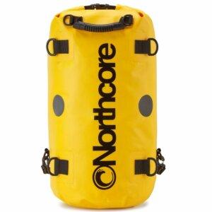 Northcore 40L Rucksack | Dry Bag gelb