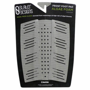 Slater Front Foot Traction Pad - grau | schwarz