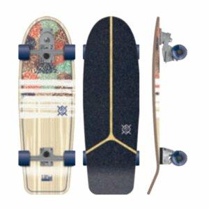 Flying Wheels Lombard Surfskate 30 IZU Hydrangea