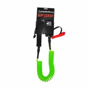 SUP Leash mit Notauslöser Quick Release Pin