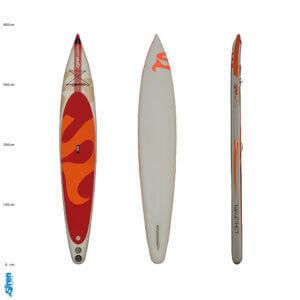 Siren Barra 12.6 HCT – I-SUP Race Board