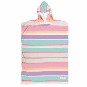 """Ocean & Earth Poncho mit Kapuze Youth """"Sunkissed"""""""