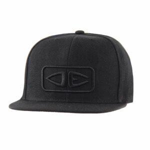 Ocean Earth Priority Cap - Black