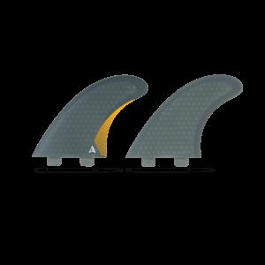 ROAM Twin Fin Set dual-tap Medium | Smoke