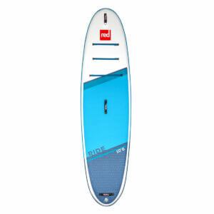 """Red Paddle Ride 10'6"""" I-SUP"""